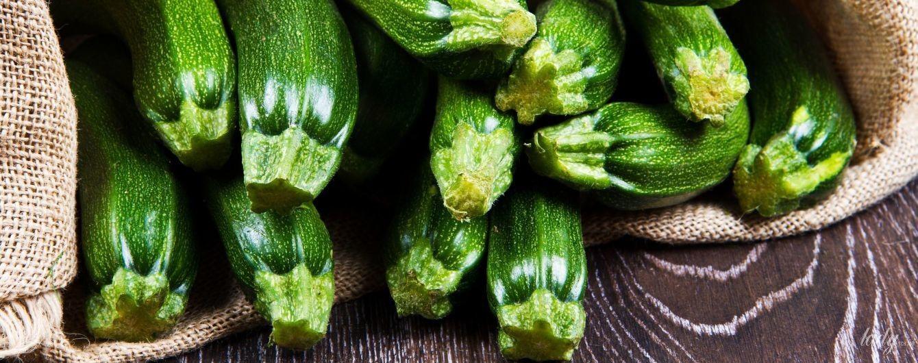 10 простих та оригінальних рецептів з кабачків
