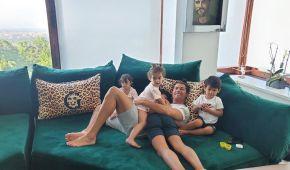 Папины девочки: Роналду поделился милым фото своих дочерей