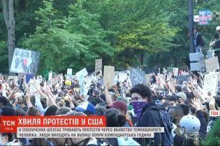 Протесты в США: министр обороны не поддерживает подавление протестов силами армии