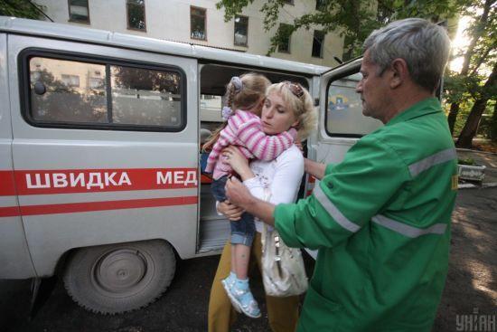 У Чернівецькій області рекордна кількість дітей, які захворіли на кашлюк