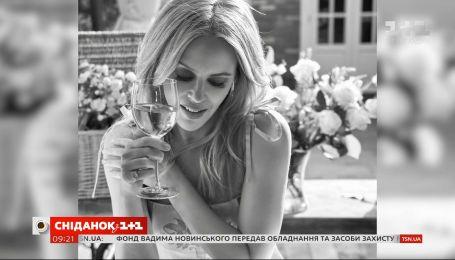Кайли Миноуг запускает собственную линейку вин
