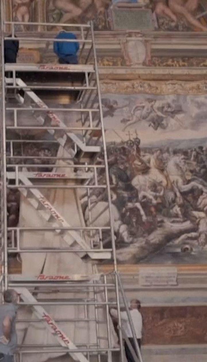 Невиданные шедевры: музей Ватикана открыл для туристов ранее неизвестные работы Рафаэля Санти