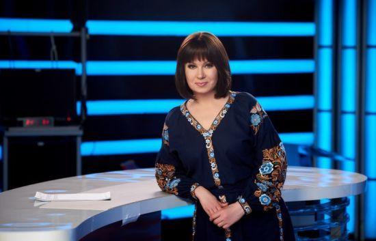 Алла Мазур у сукні-вишиванці зачарувала розкішним образом