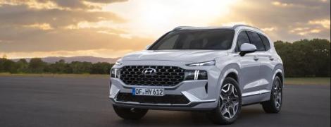 Hyundai Santa Fe представлений офіційно: фото та подробиці