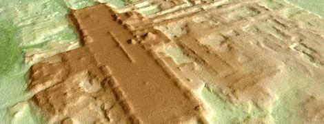 У Мексиці знайшли гігантську споруду племені майя 1,4 кілометра завдовжки
