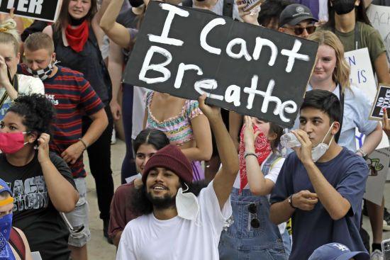 В Атланті поліцейський застрелив афроамериканця під час затримання – у місті посилилися протести