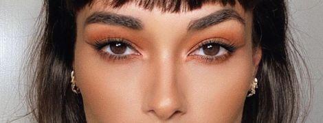 Карантинный макияж: Жизель Оливьера показала, как коротает время