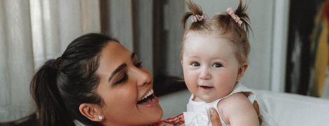 Санта Димопулос очаровала фото подросшей дочери