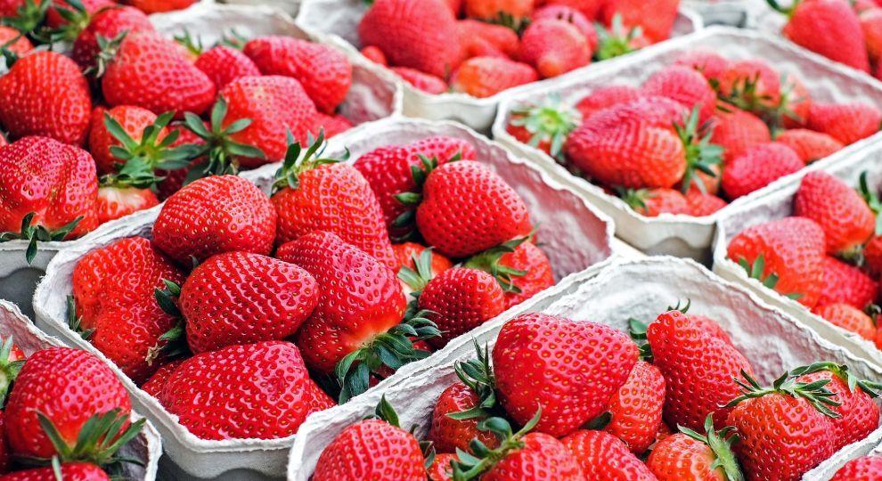 Рекордно високі ціни: скільки коштує кілограм полуниці в Україні