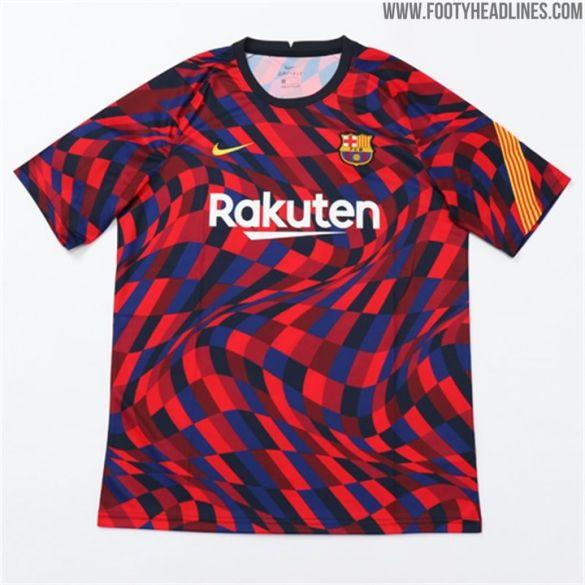 Форма Барселони