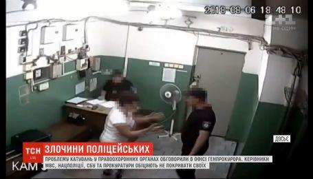 Від рук копів у відділку Кагарлика постраждала не лише 26-річна жінка