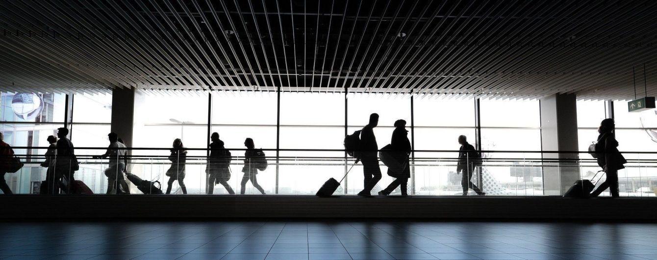 """Паспорт в """"Дії"""" принимают десять украинских аэропортов: список"""