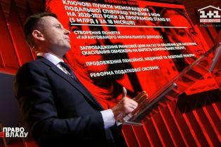 Міністр фінансів розповів за яких умов МВФ продовжить співпрацю з Україною