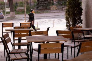 Київ поки не відкриватиме ресторани, кафе та басейни