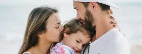 Вдруге вагітна Ілона Гвоздьова розповіла, як повідомила про поповнення чотирирічній донечці