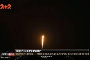 Компания Space X доставила на орбиту очередную порцию интернет-зондов