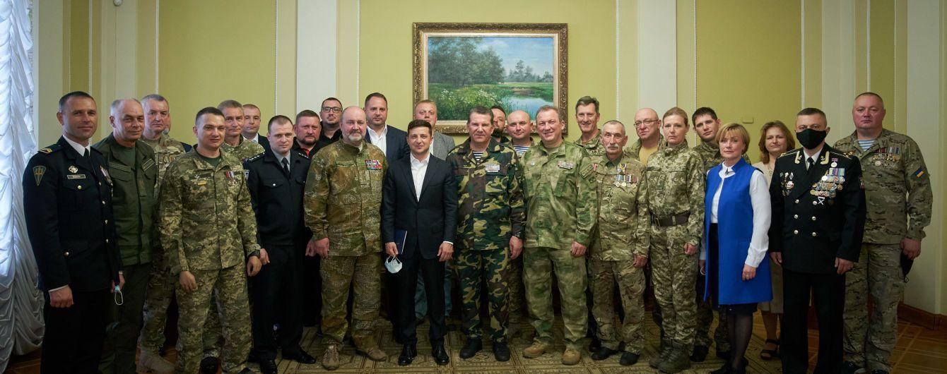 Зеленский поздравил спецназовцев ВСУ с их праздником