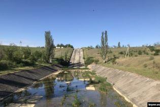 Сильнейшая засуха за 150 лет: в Крыму приостановили сброс воды из Белогорского водохранилища