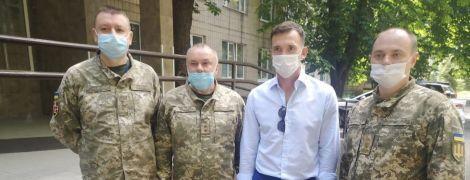 Тренер сборной Украины Шевченко оказал помощь военному госпиталю в Киеве