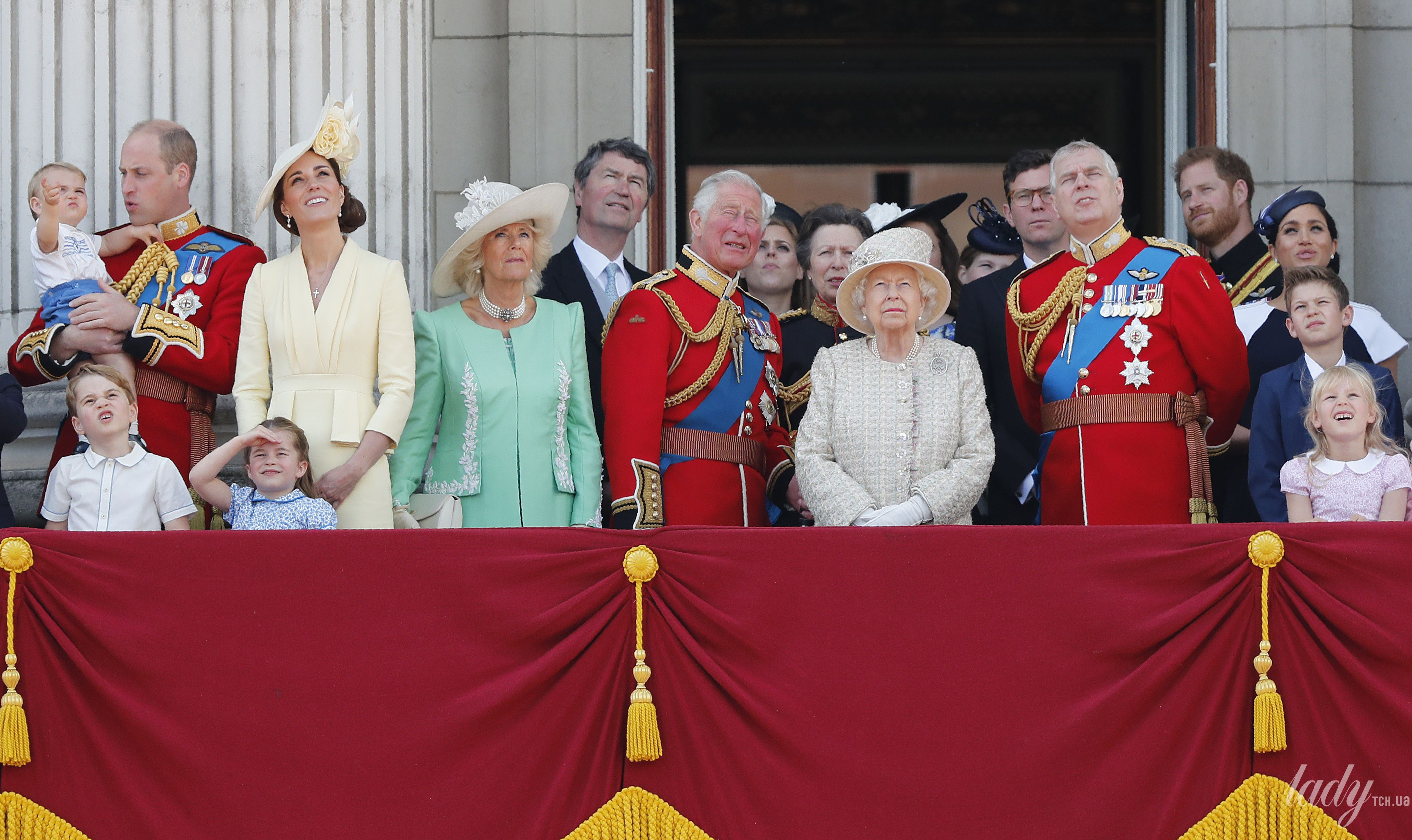 День Рождения королевы Елизаветы II_6