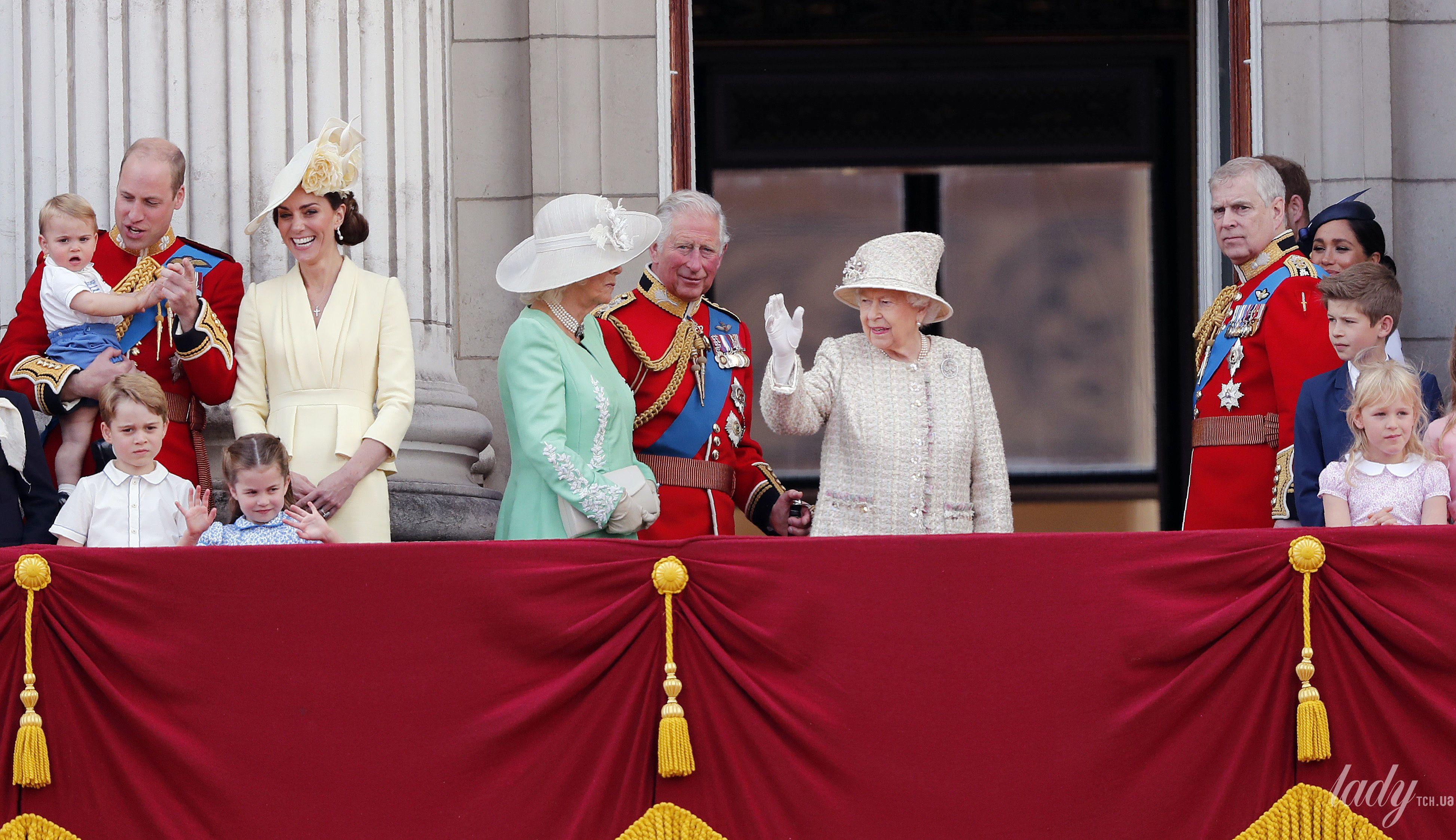 День Рождения королевы Елизаветы II_7