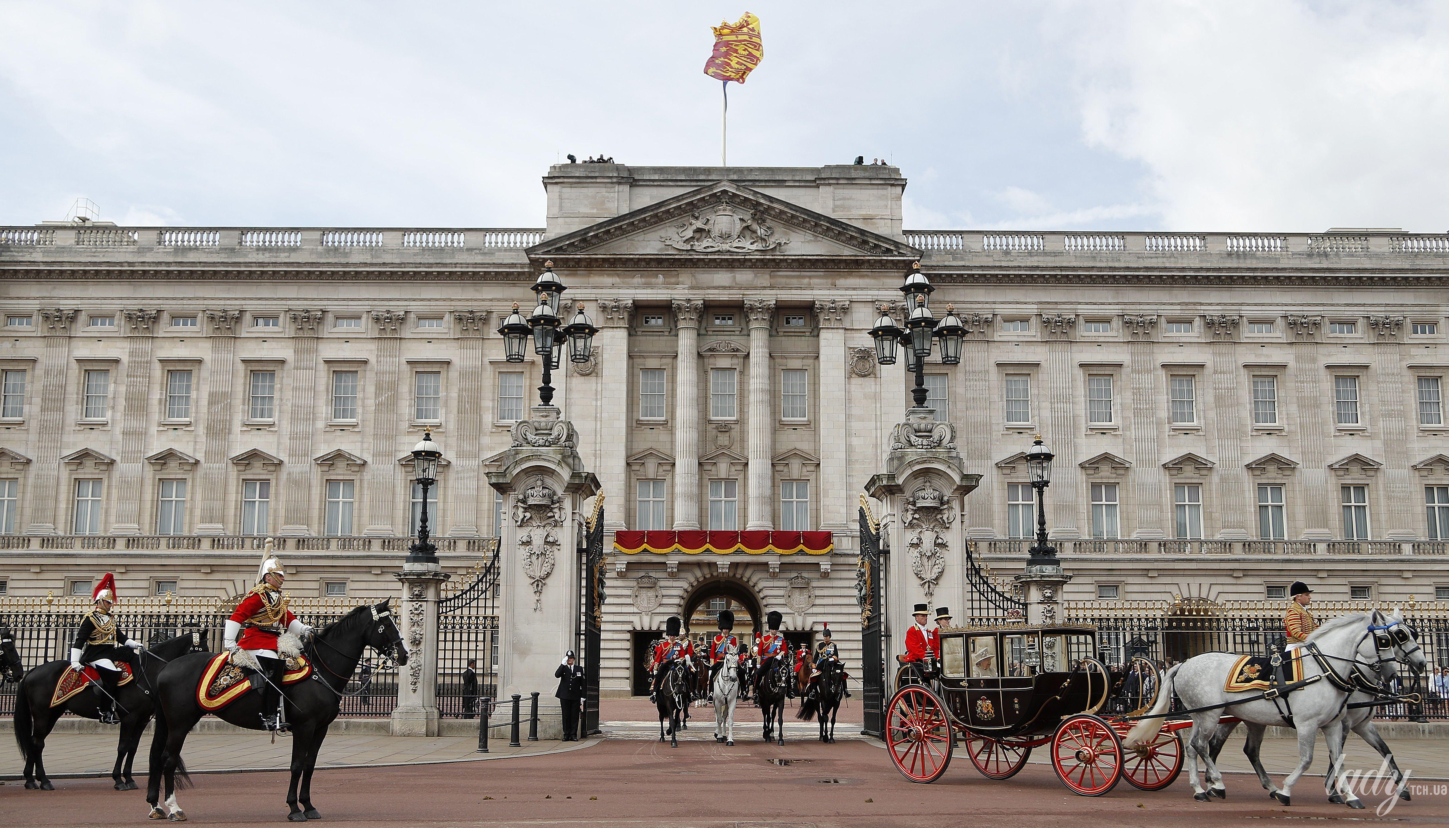 День Рождения королевы Елизаветы II_2