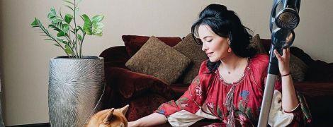 Даша Астафьева на карантине одалживала своих собак друзьям, чтобы они смогли выйти на прогулку