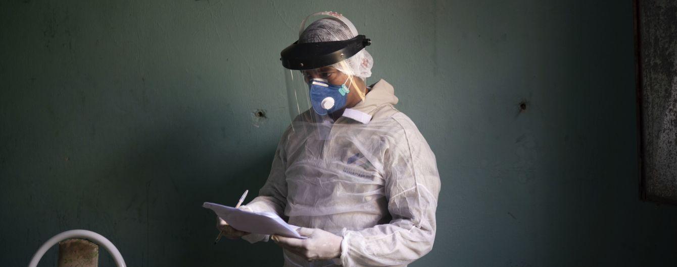 Коронавирус в Украине: количество зараженных перевалило за 36 тысяч