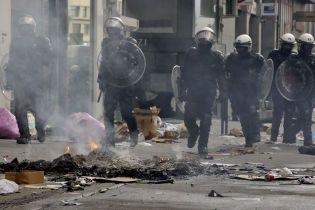 У Брюсселі акція проти расизму переросла у сутички з поліцією
