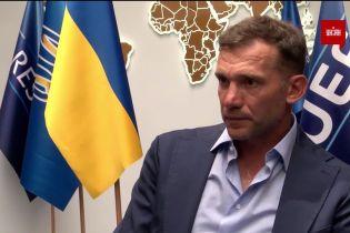 Андрей Шевченко о новом контракте в сборной, карантине и нынешней форме украинских клубов