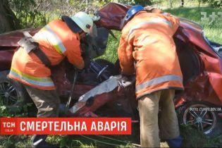 Аварія у Житомирській області - четверо людей загинули, серед них 9-місячна дівчинка