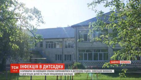 В детском саду Броваров на первой неделе работы после карантина на COVID-19 заболела воспитательница