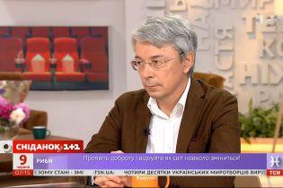 Олександр Ткаченко розповів про реформи, які варто чекати найближчим часом у галузі культури