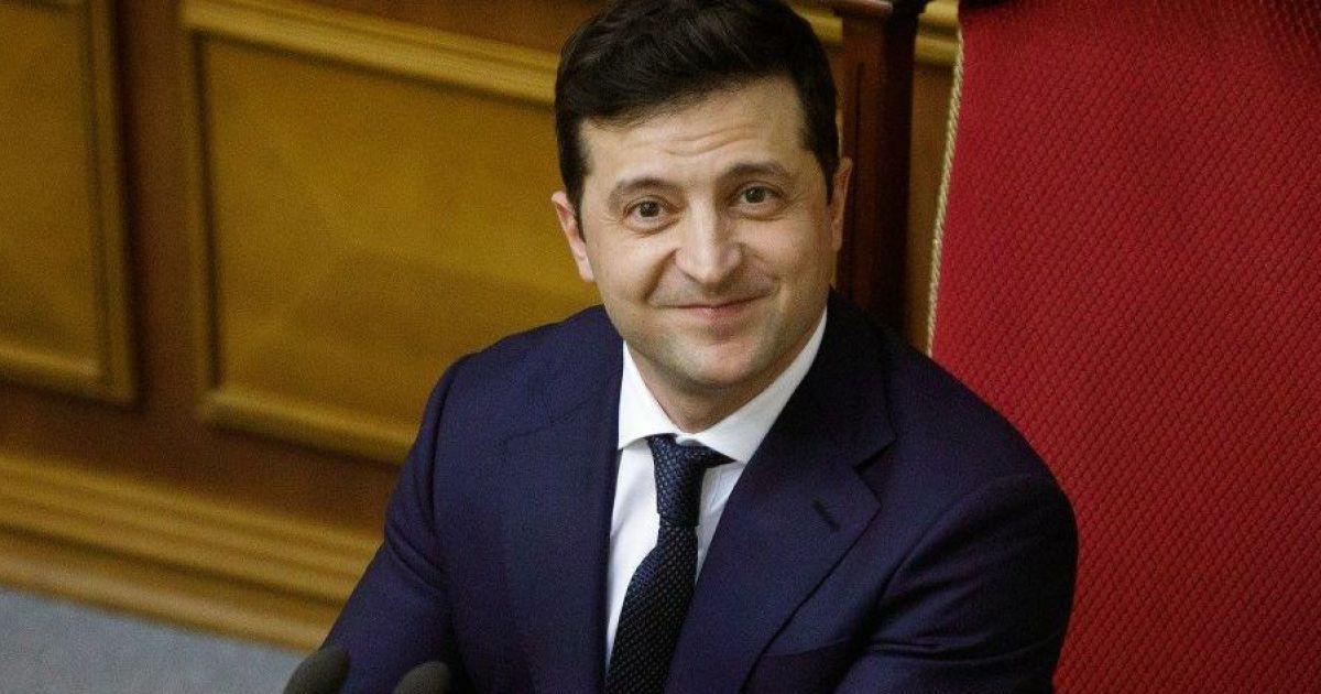 День рождения президента: Владимиру Зеленскому исполнилось 43 года