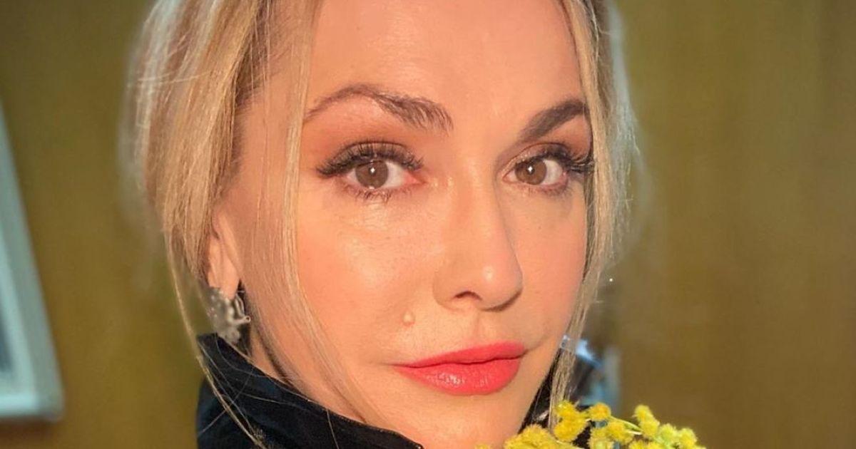 Ольга Сумская удалила свою легендарную родинку на лице