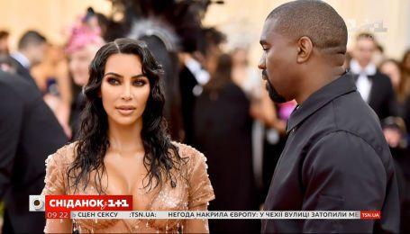 Отношения Ким Кардашьян и рэпера Канье Уэста на грани разрыва