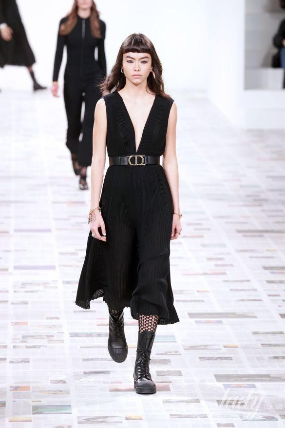 Коллекция Christian Dior прет-а-порте сезона осень-зима 2020-2021_2