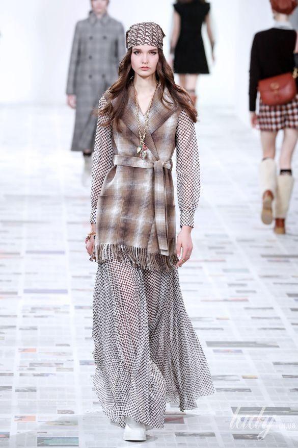 Коллекция Christian Dior прет-а-порте сезона осень-зима 2020-2021_23