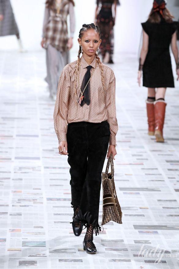 Коллекция Christian Dior прет-а-порте сезона осень-зима 2020-2021_22