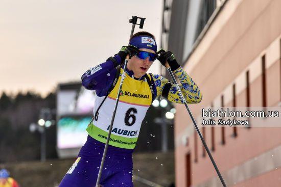 Українським біатлоністам віддали золоті медалі Чемпіонату Європи, які відібрали у Росії за допінг