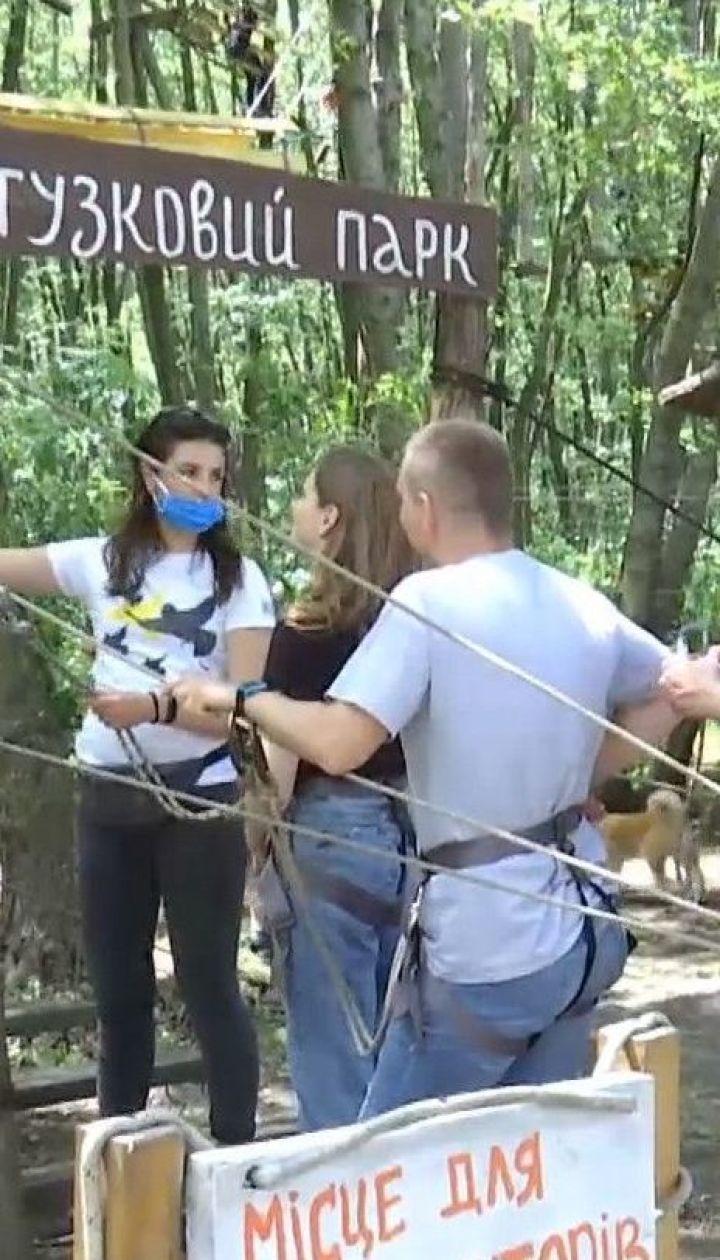 В этом году в Украине делают ставку на внутренний туризм