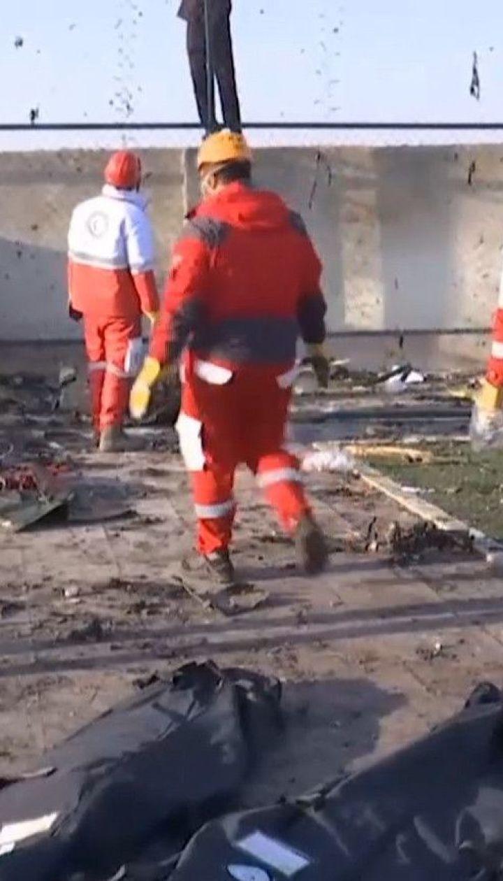 Україна планує отримати компенсацію від Ірану для родин загиблих в авіатрощі над Тегераном