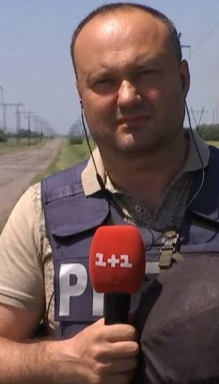 """Открытие КПВВ на Донбассе: возле """"Марьинки"""" образовались очереди"""