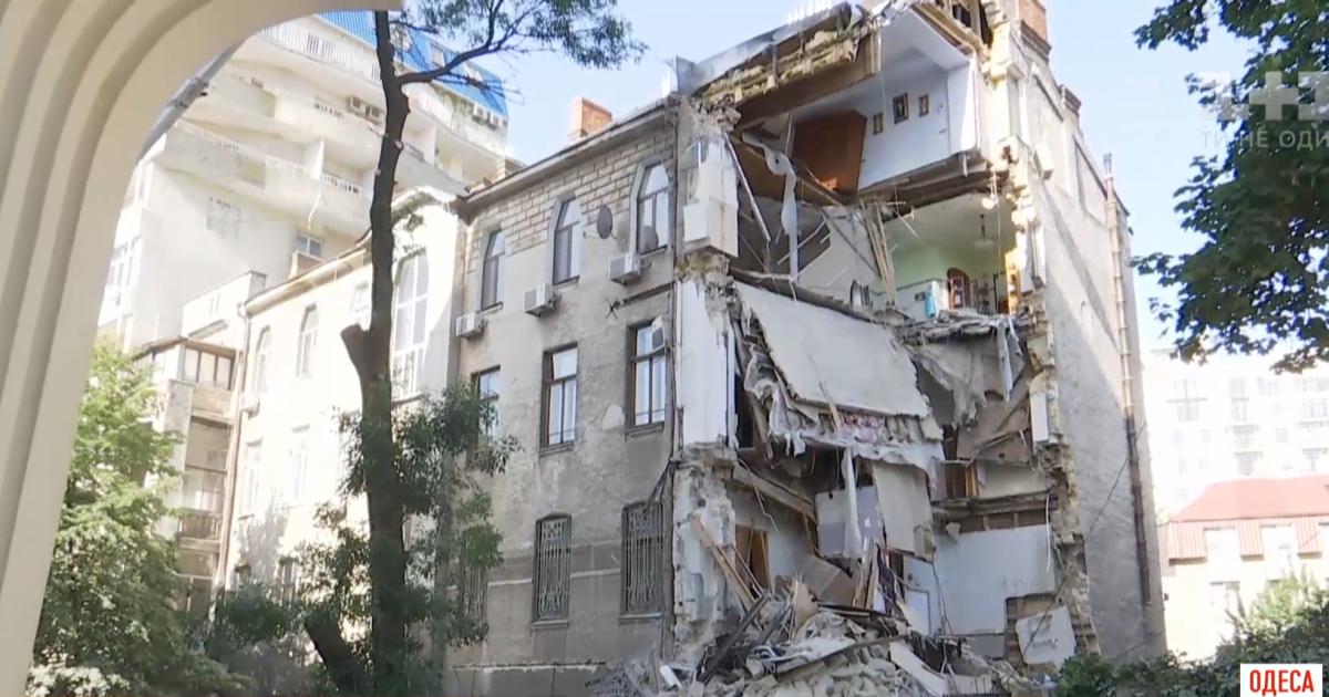 Обрушение 4-этажки в Одессе - уже пятое за 4 месяца: почему это происходит, и чего ждать людям