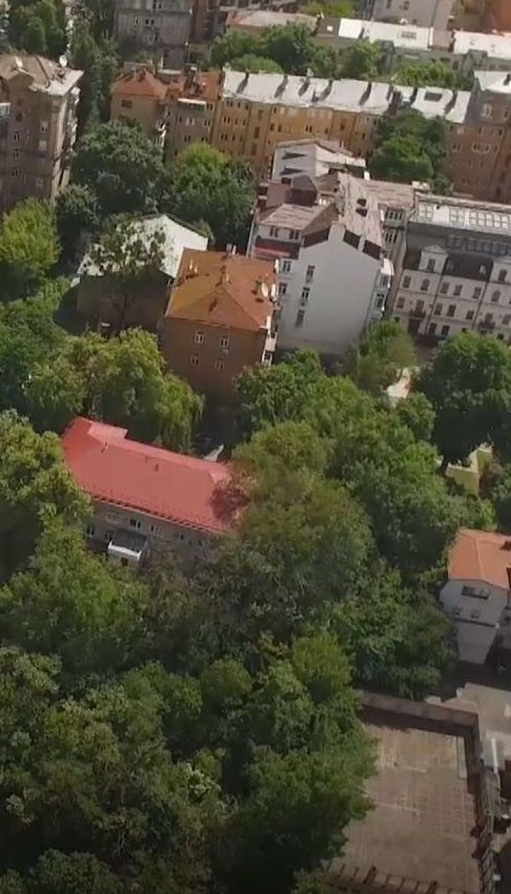 Як забудовують сквери столиці — Секретні матеріали