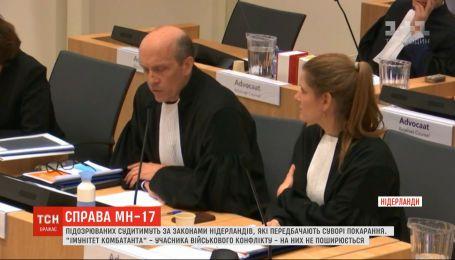 """Подозреваемых по делу сбитого малайзийского """"Боинга"""" будут судить по законам Нидерландов"""