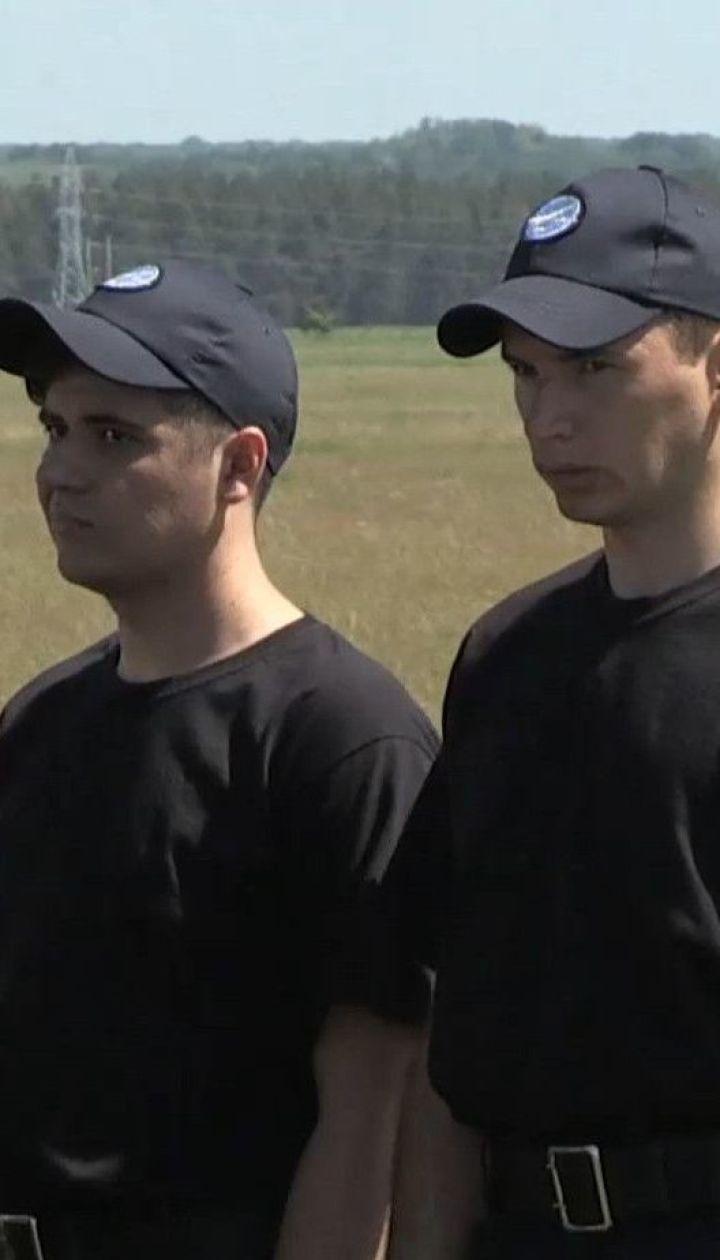 В Харьковской области впервые подготовили правоохранителей и пилотов по совместительству