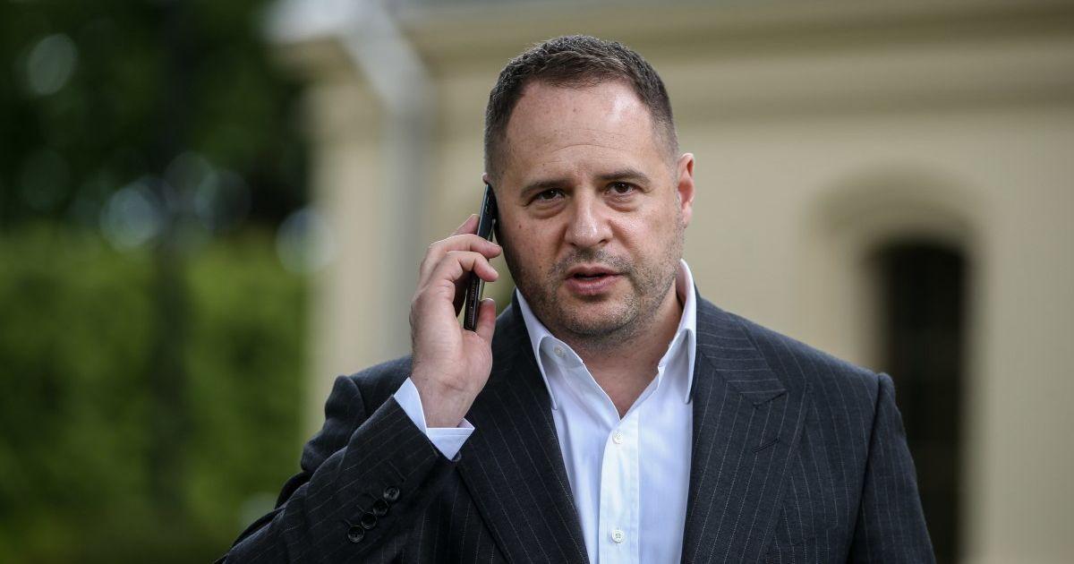 В Офісі президента відреагували на скандальну заяву Вітольда Фокіна