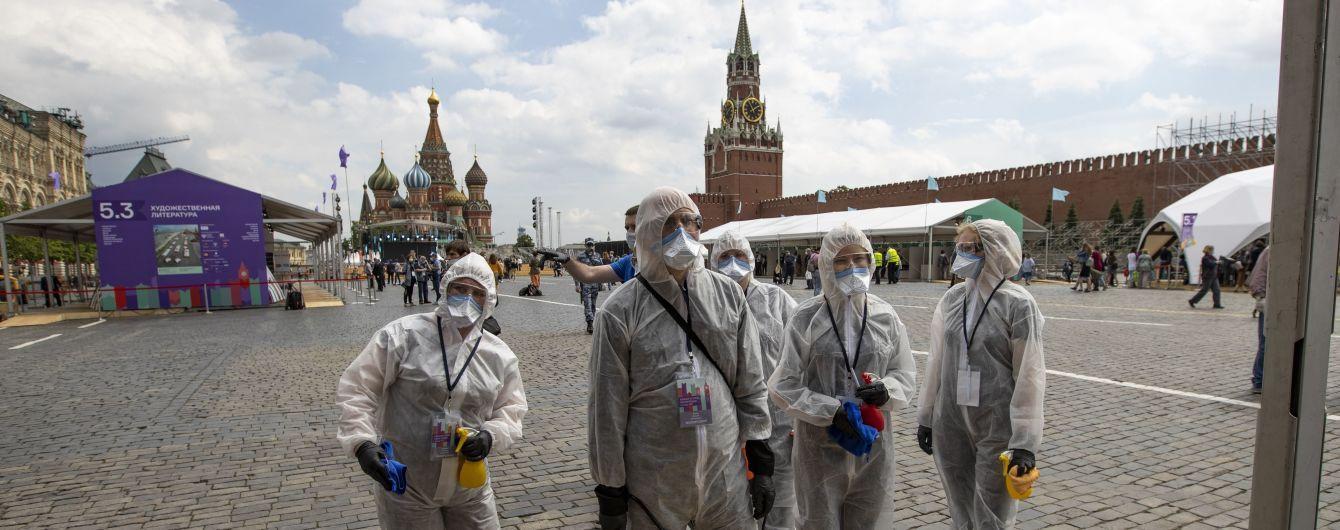 Смертельный рекорд: в России впервые зафиксировали более четырехсот летальных случаев от коронавируса