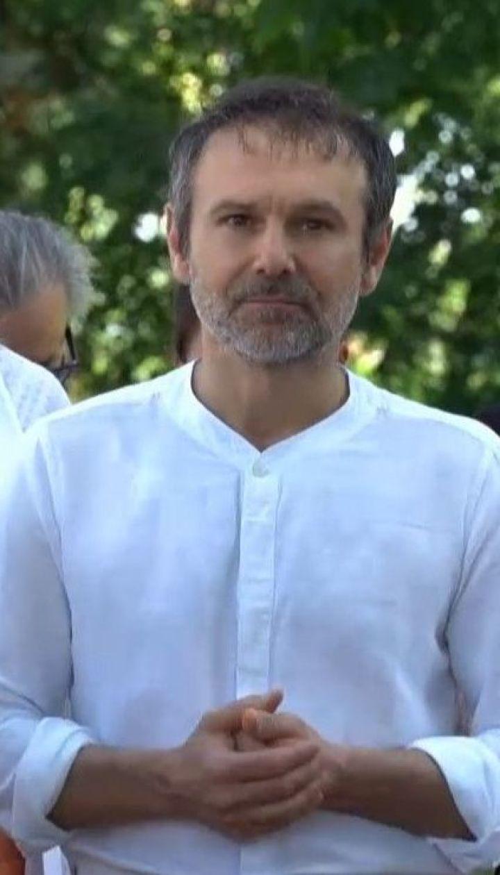 Вакарчук заявив, що складає депутатські повноваження та планує зайнятися освітнім проєктом